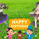 【ウマ娘】今日はナリタブライアンとマーベラスサンデーの誕生日!