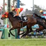 カイザーメランジェが函館スプリントステークス制覇!江田照男騎手7年ぶり重賞勝利